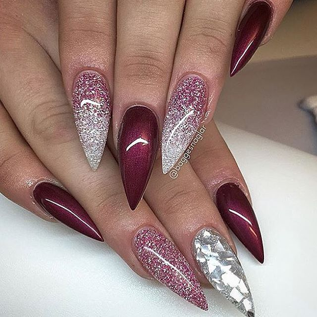 vanessa_nailz | User Profile | Instagrin | Cool Nail Art ...