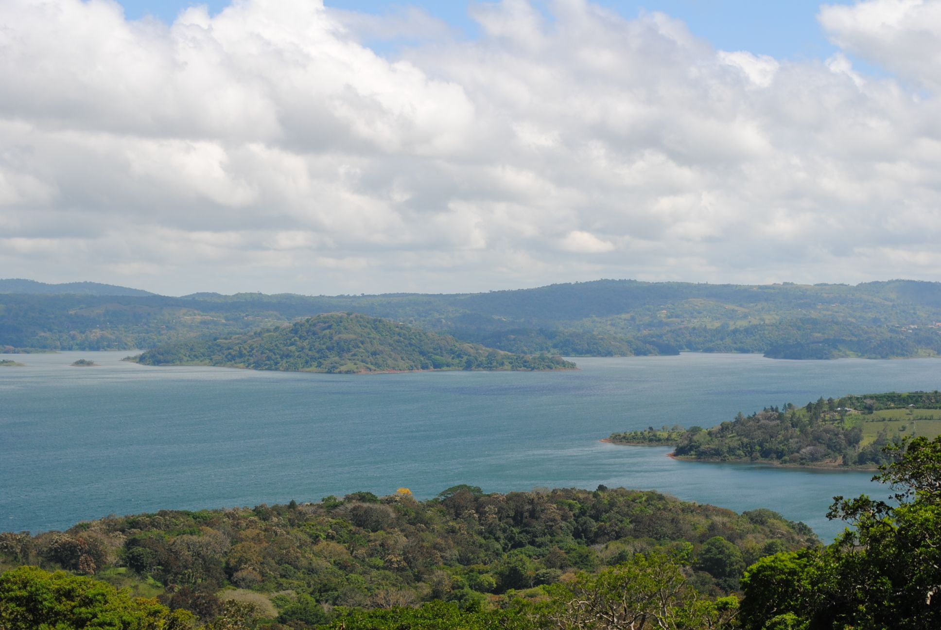 Arenal Lagoon, Costa Rica