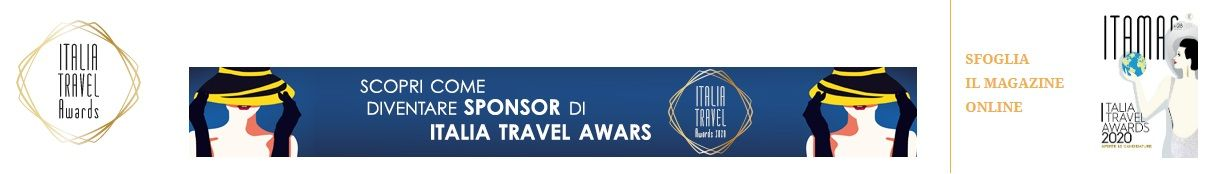 Vinci voli a/r con Italia Travel Awards