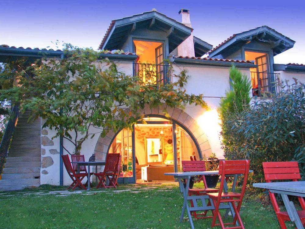 chambres d'hotes biarritz ※ la ferme de biarritz | maisons d'hôtes