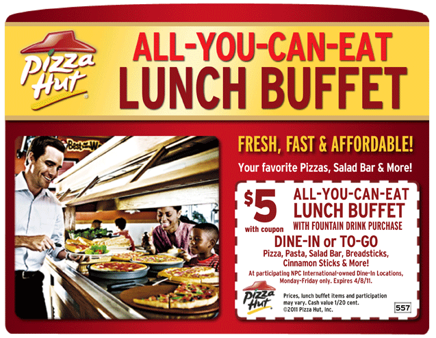 Free Printable Coupons Pizza Hut Coupons Pizza hut
