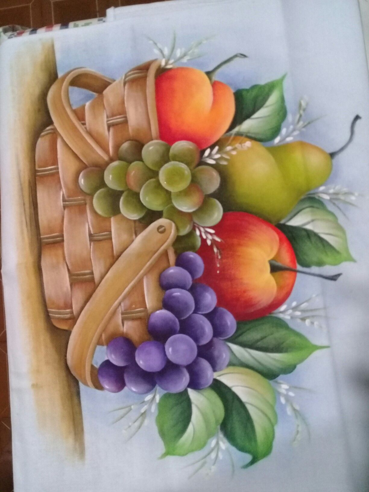 Pinturas Pinturas Pintura De Fruta Pintar Frutas