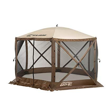 Quick Set 9879 Escape Shelter 140 X 140 Inch Portable Popup