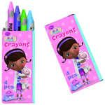 Doc McStuffins Mini Crayon Favours