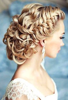 Stunning French Braids | Braidistas | Pinterest | Wedding Hairstyles ...