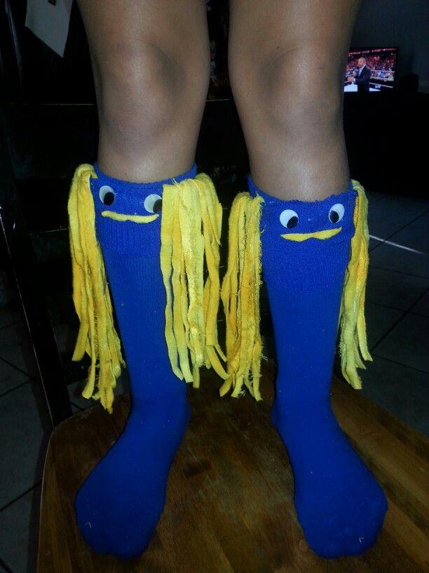 diy wacky socks sock day diy socks my crafts recipes and
