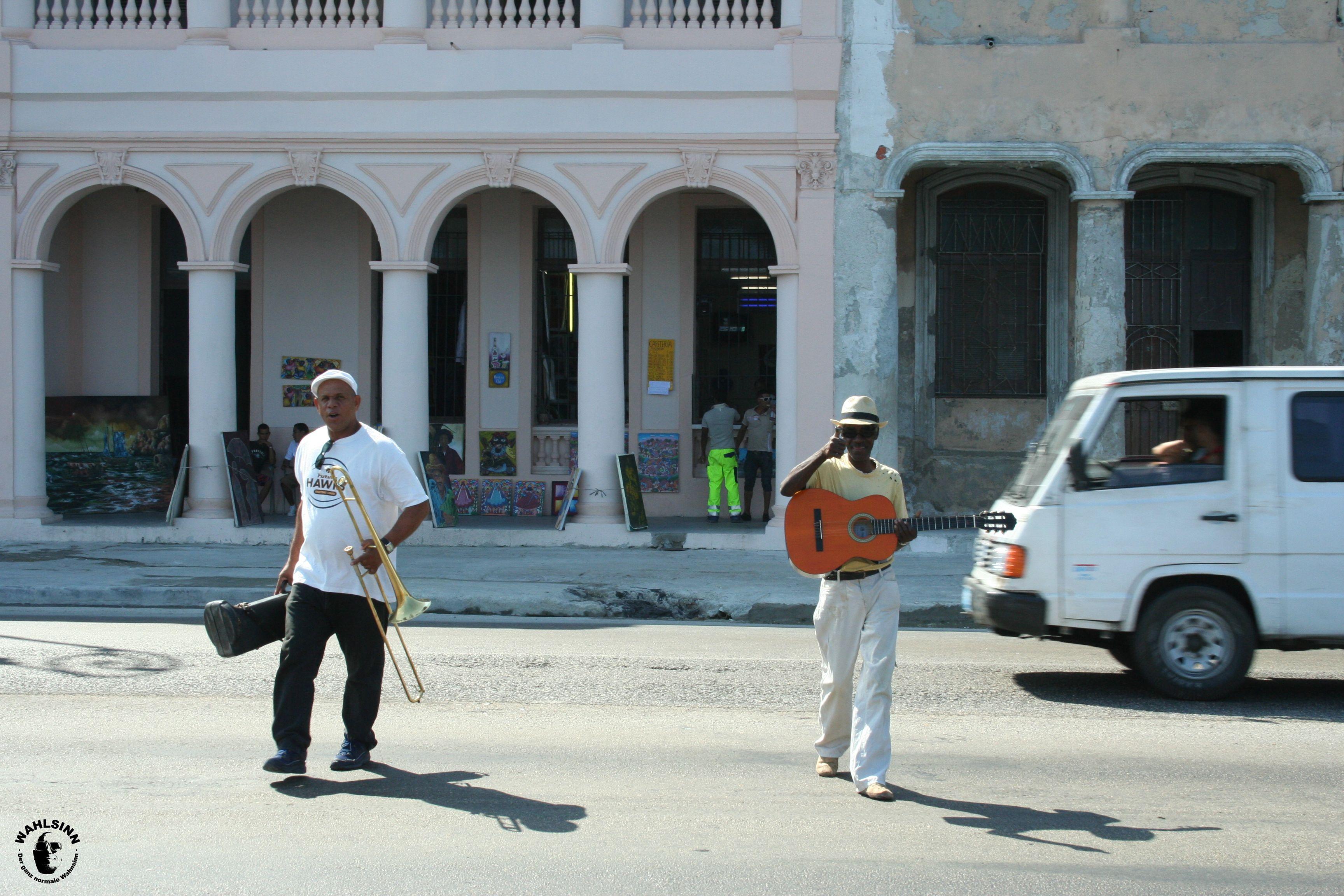 Musik liegt in der Luft // Havanna (Kuba)