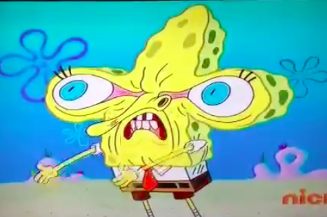 thekimshee Funny spongebob faces, Spongebob memes