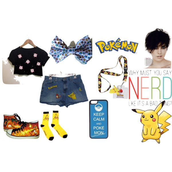 POKEMON!!!!!!!!! by the-animal-loverxd on Polyvore featuring Bioworld and CellPowerCases