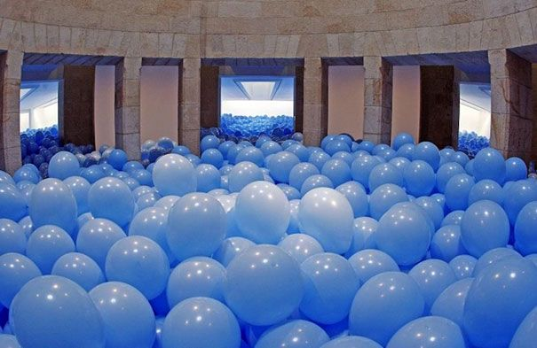 Who Wouldn T Want To Walk Through A Giant Room Of Balloons Balloon