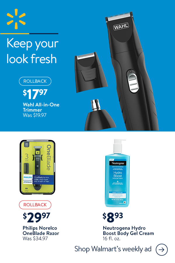 Walmart Stock Phone Number >> Walmart S Weekly Ad Has You Covered With Household Basics And