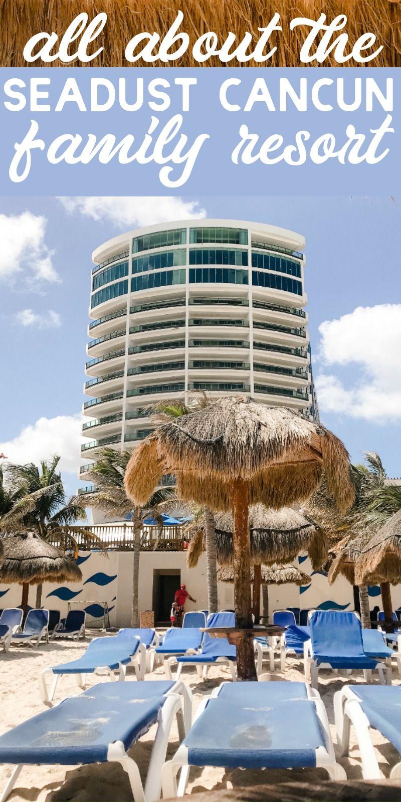 Seadust Cancun Family Resort Cancun Family Cancun Family Resort Family Resorts