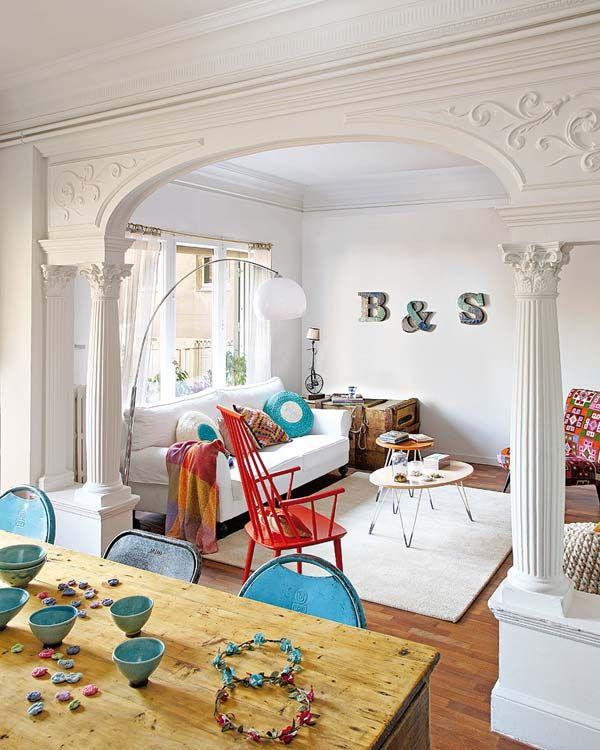 Reforma de un piso en barcelona deco pinterest pisos - Reformas de pisos barcelona ...