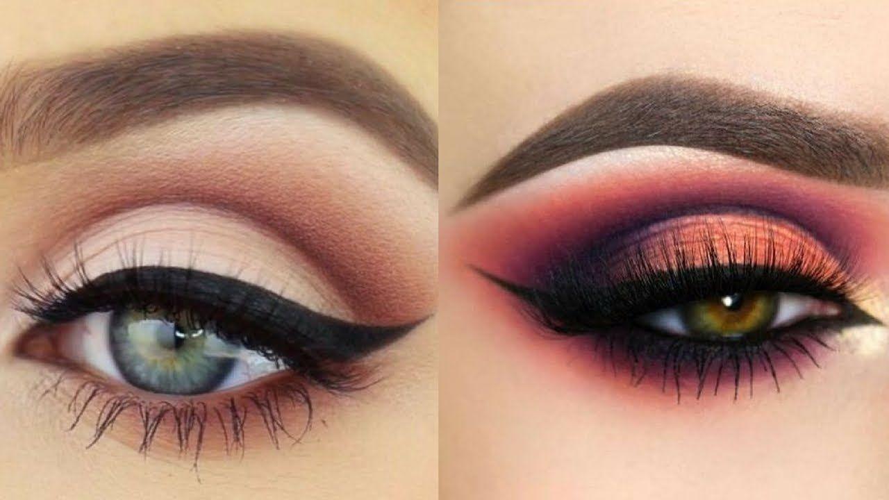 Easy And Beautiful Eye Makeup Tutorial Compilation Videos Makeup