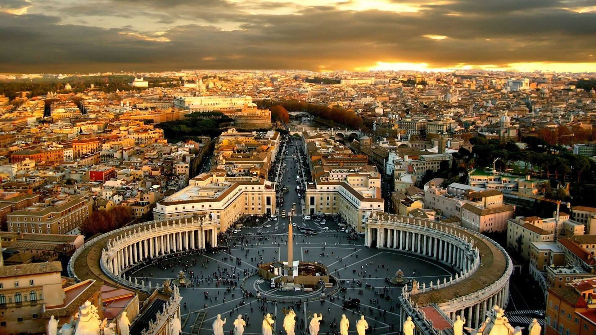 16 Luxury Pubg Wallpaper Iphone 6: Beautiful Wallpaper Of Rome Vatican City [1920x1080