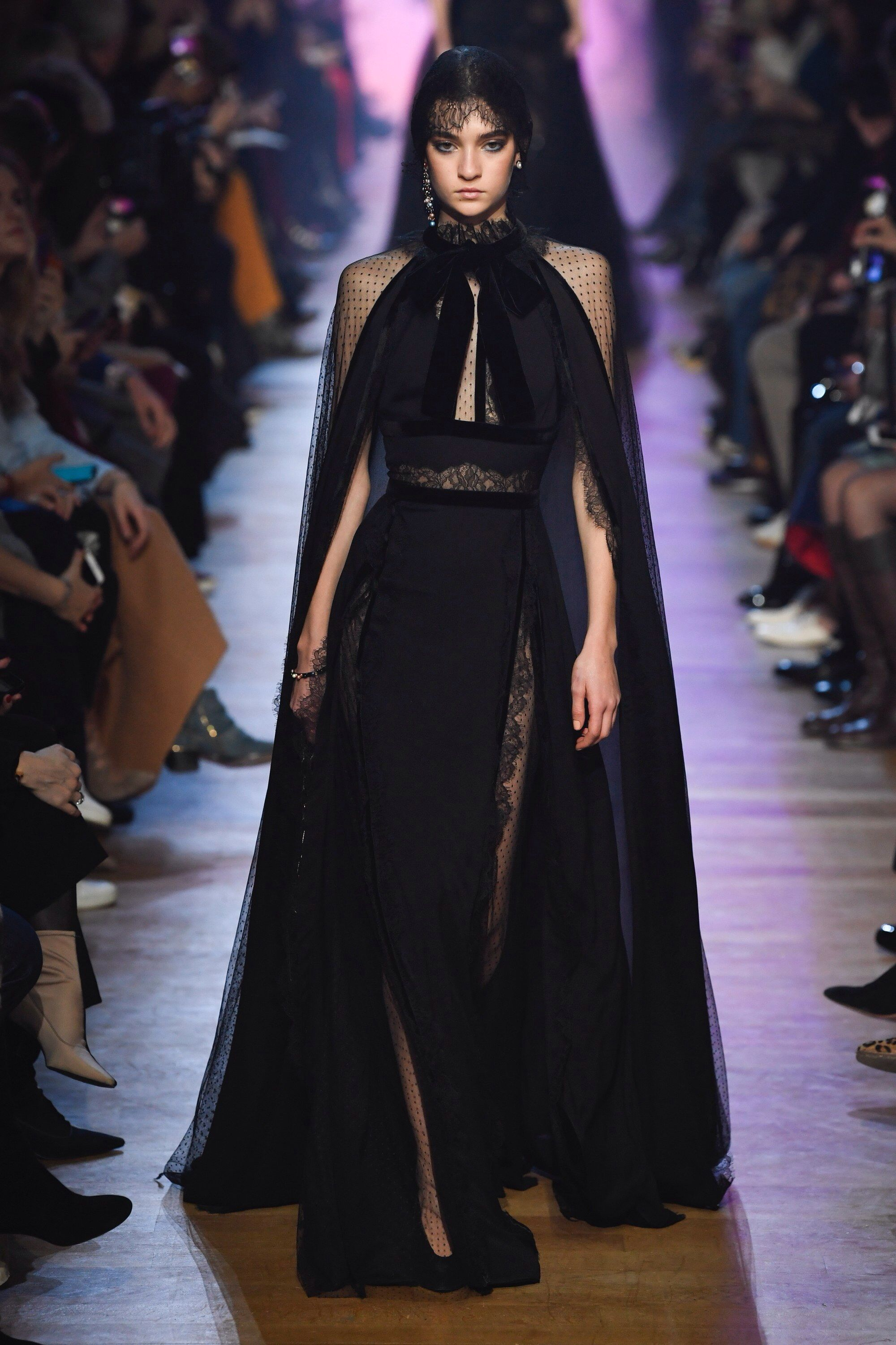 Elie Saab Fall 2018 ReadytoWear Fashion Show Fashion