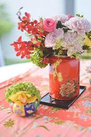 Image result for peranakan flower artwork
