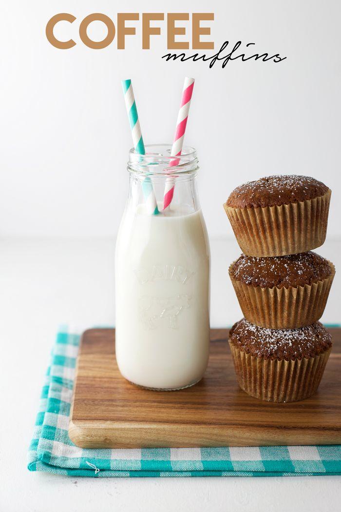 Easy Coffee Flavored Cake Recipe
