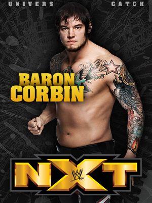 baron corbin tattoos - photo #23