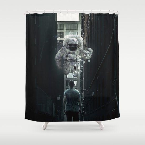 www.society6.com/seamless #art #surrealism #scifi #digitalart #society6 #wallart #homedecor #astronaut