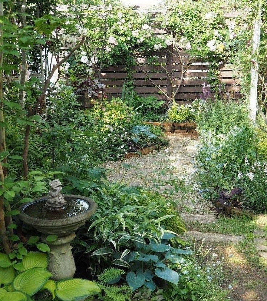 Photo of ✔76-A dream of a garden design ideas to make your place a 56 ~ aacmm.com …