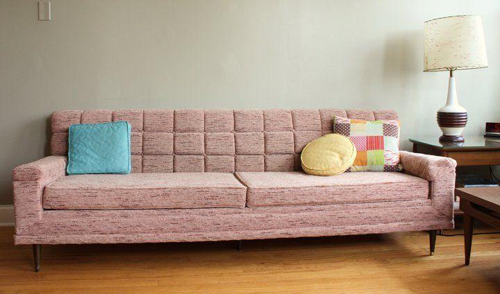 19 Affordable Mid Century Modern Sofas Vintage Sofa 1960s