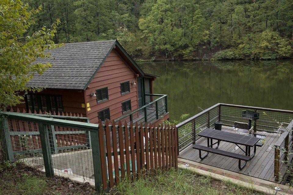 trail rates our rental cabin arkansas spring cabins getaway oak hot shady