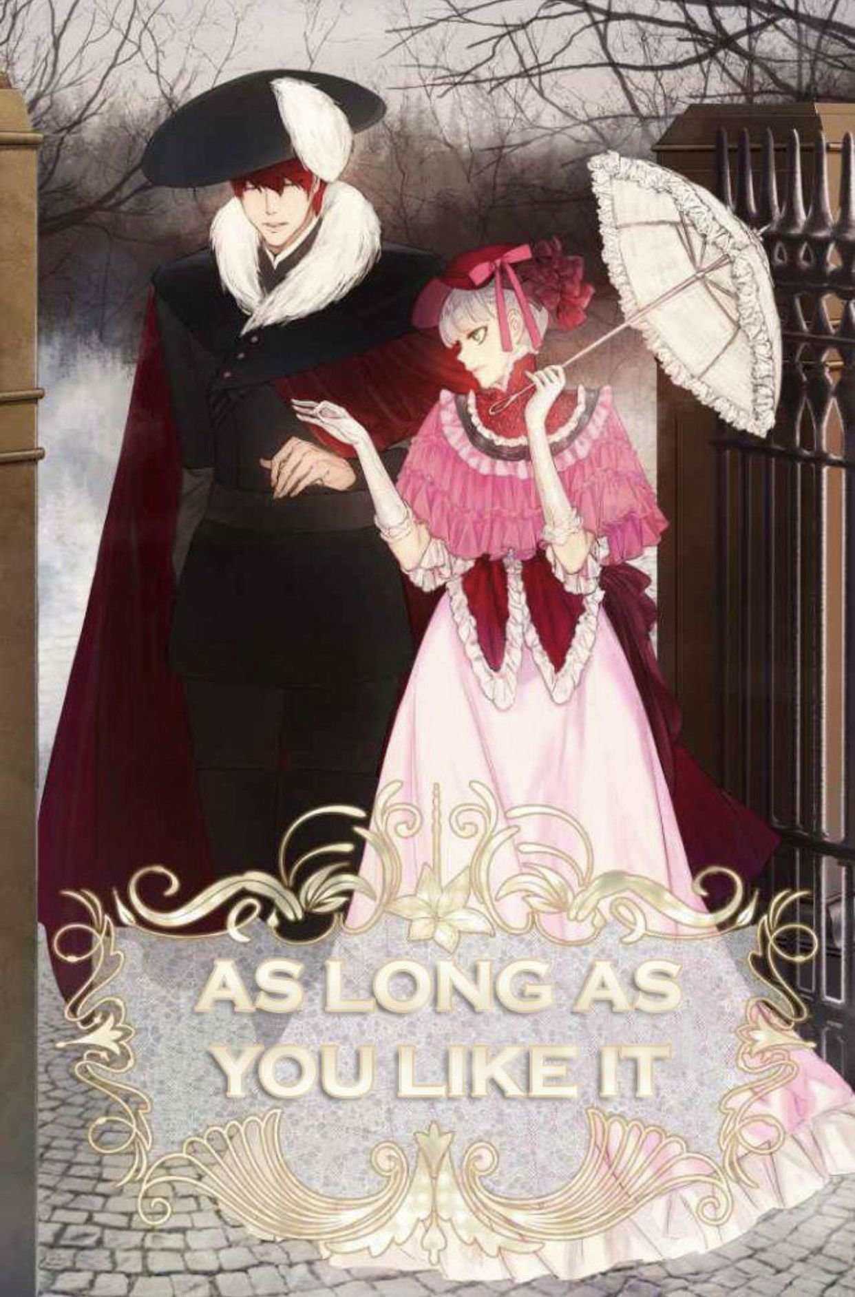 Pin by Theia 🌙LeAnne🌸 Blood 🌹 on Manhua & Light Novel