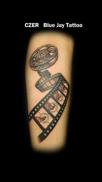 I Love This Camera Tattoos Movie Tattoos Camera Film Tattoo