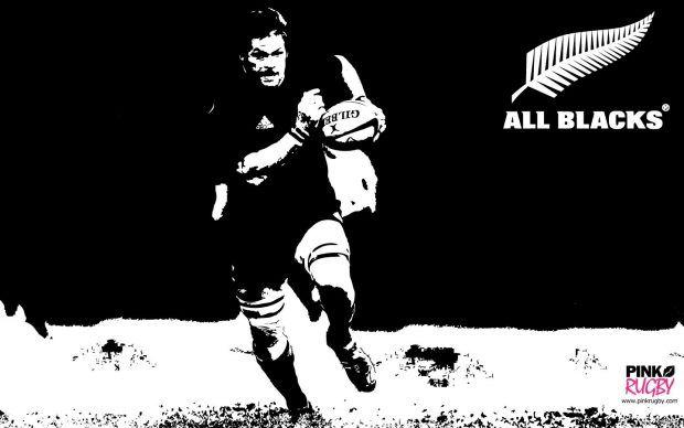 New Zealand All Black Hd Wallpapers Pixelstalk Net Rugby Wallpaper All Blacks All Blacks Rugby