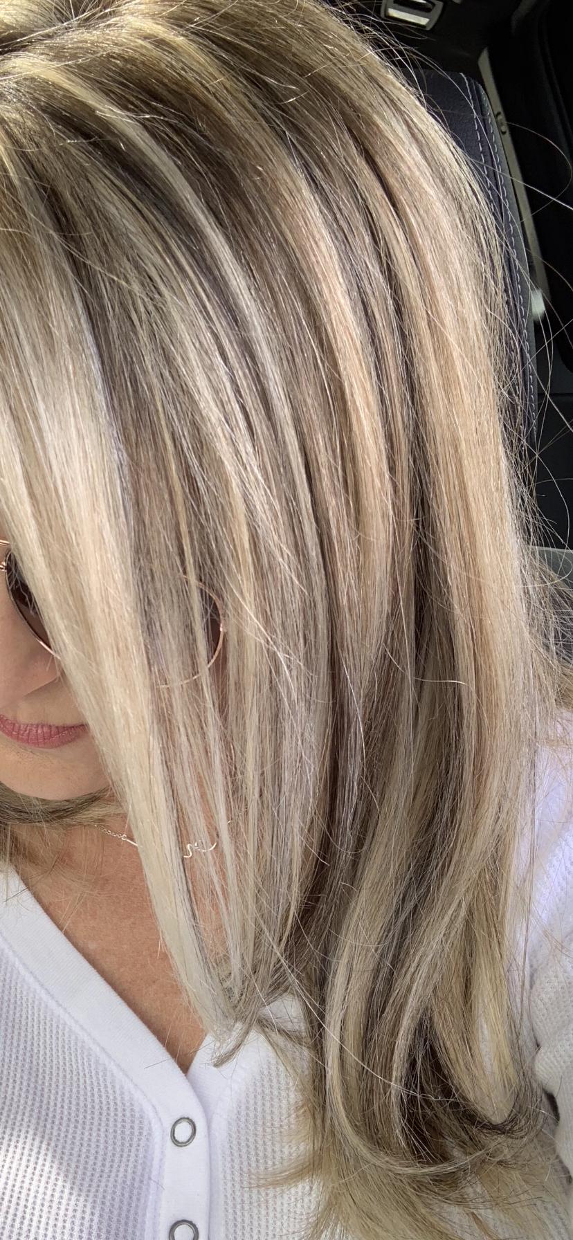 Karen Harman Hair Color Highlight Lowlight Hair Color Highlights Blonde Hair With Highlights Blonde Highlights With Lowlights