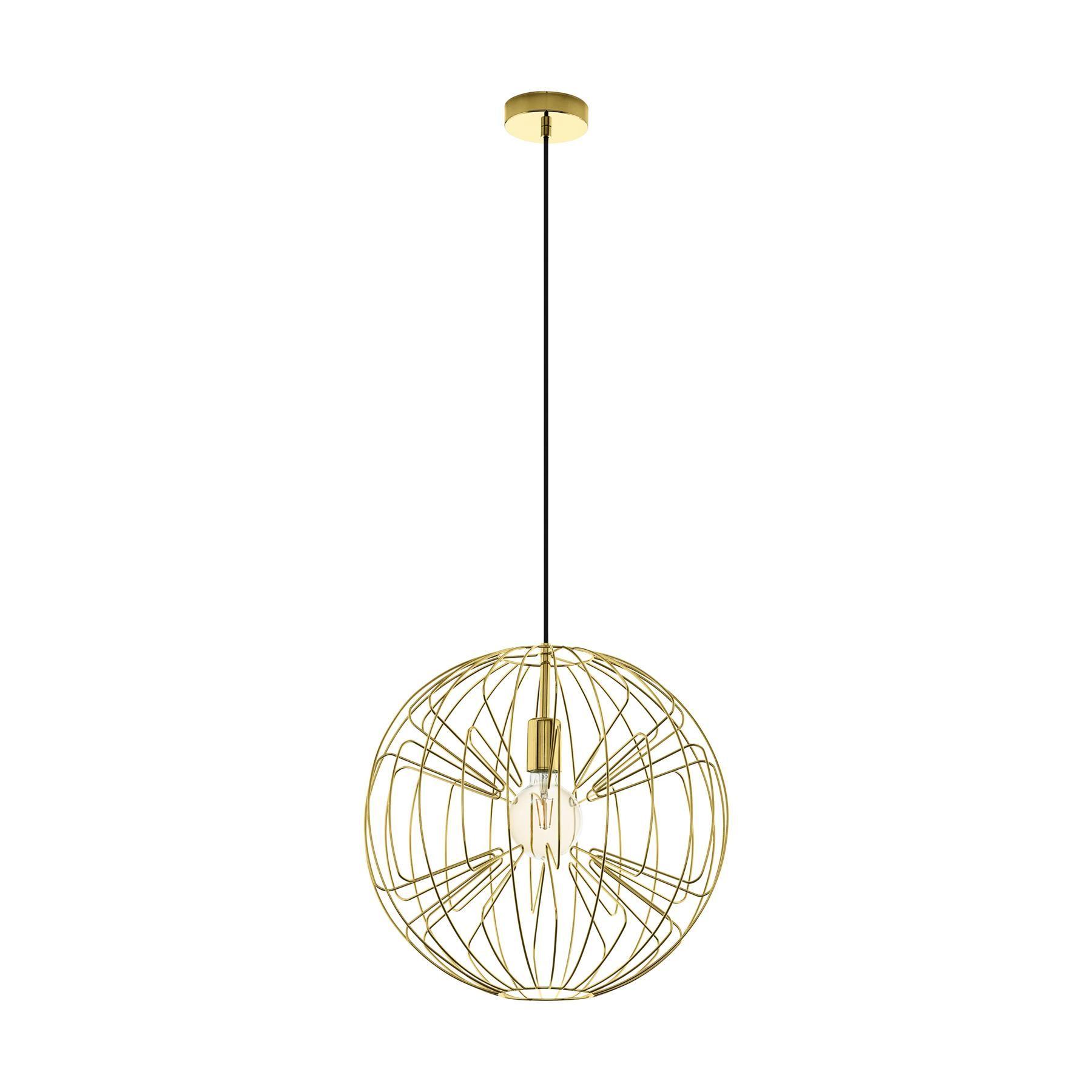 Met De Okinzuri Hanglamp Van Eglo Laat Je Jouw Eethoek Opvallen Het Patroon Zorgt Voor Een Prachtig Lichtspel Op De Muur W Hanglamp Eethoek Binnenverlichting