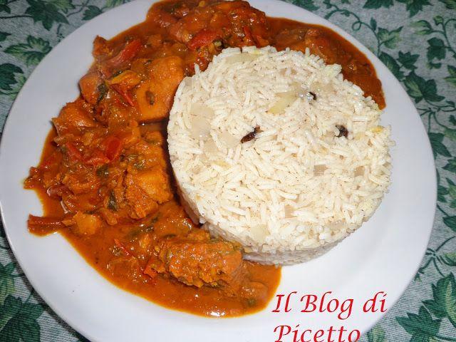 Curry di pesce, ricetta di Laura Ravaioli
