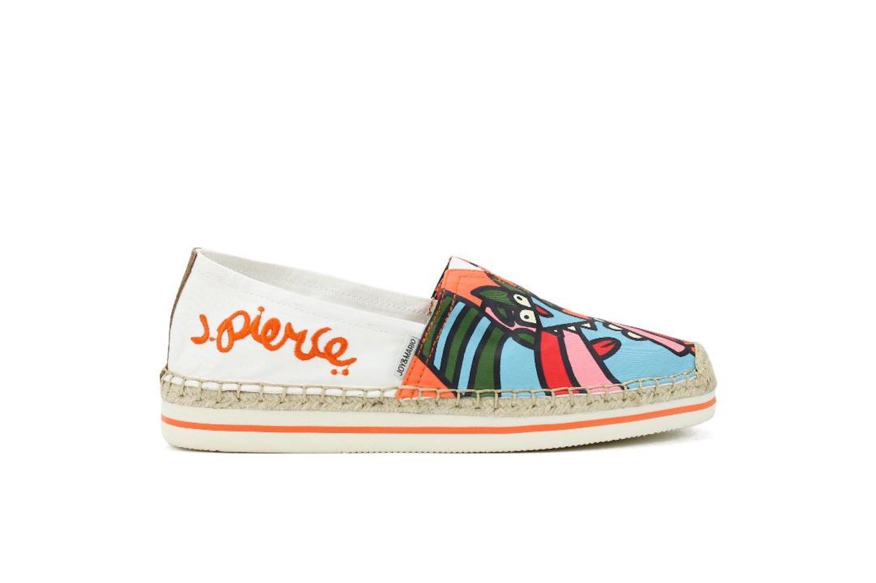 df324f467e Joy   Mario Women s Shoes - Oceanside - Orange