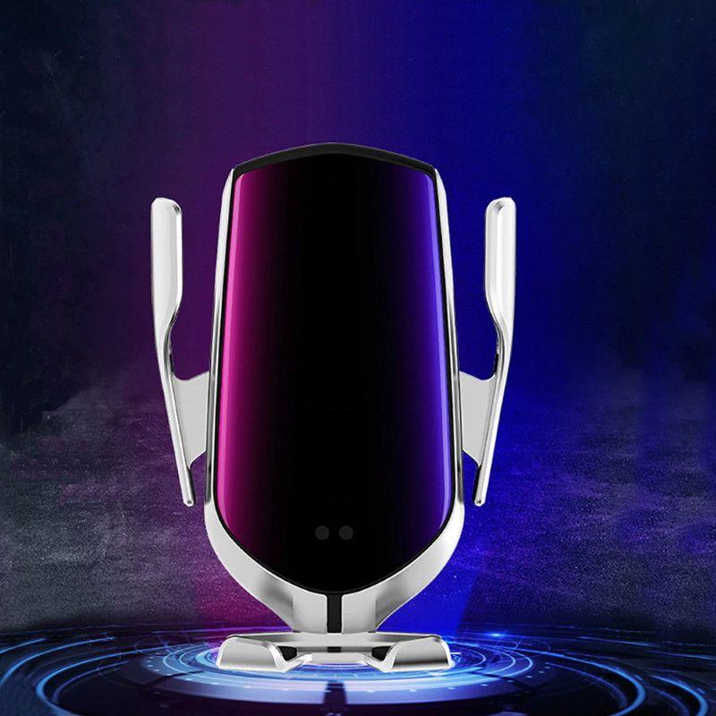 10W Qi Wireless Fast Charge mit automatischer Hand