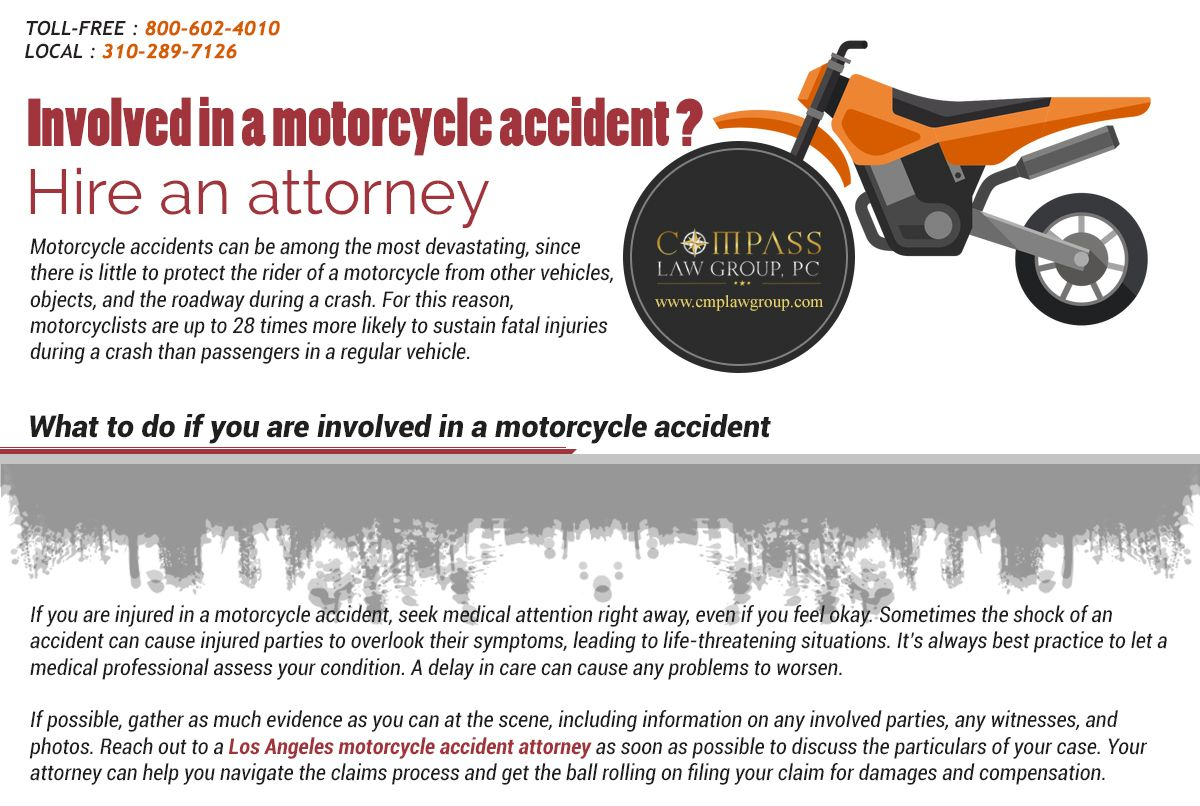 Motorcycle Accident Attorney Los Angeles | motorcycle