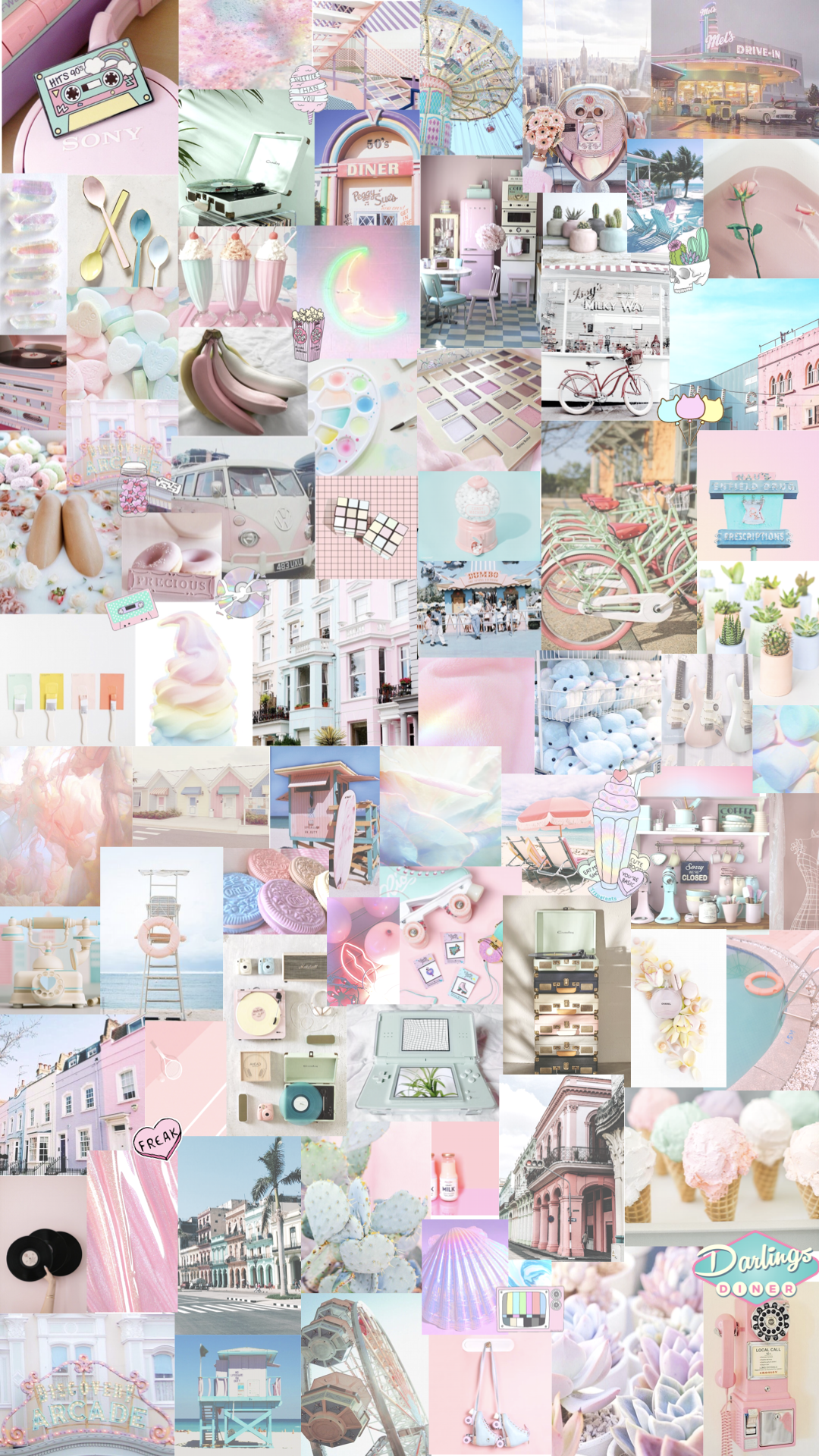 Pastel Aesthetic Background In 2019 Aesthetic Pastel