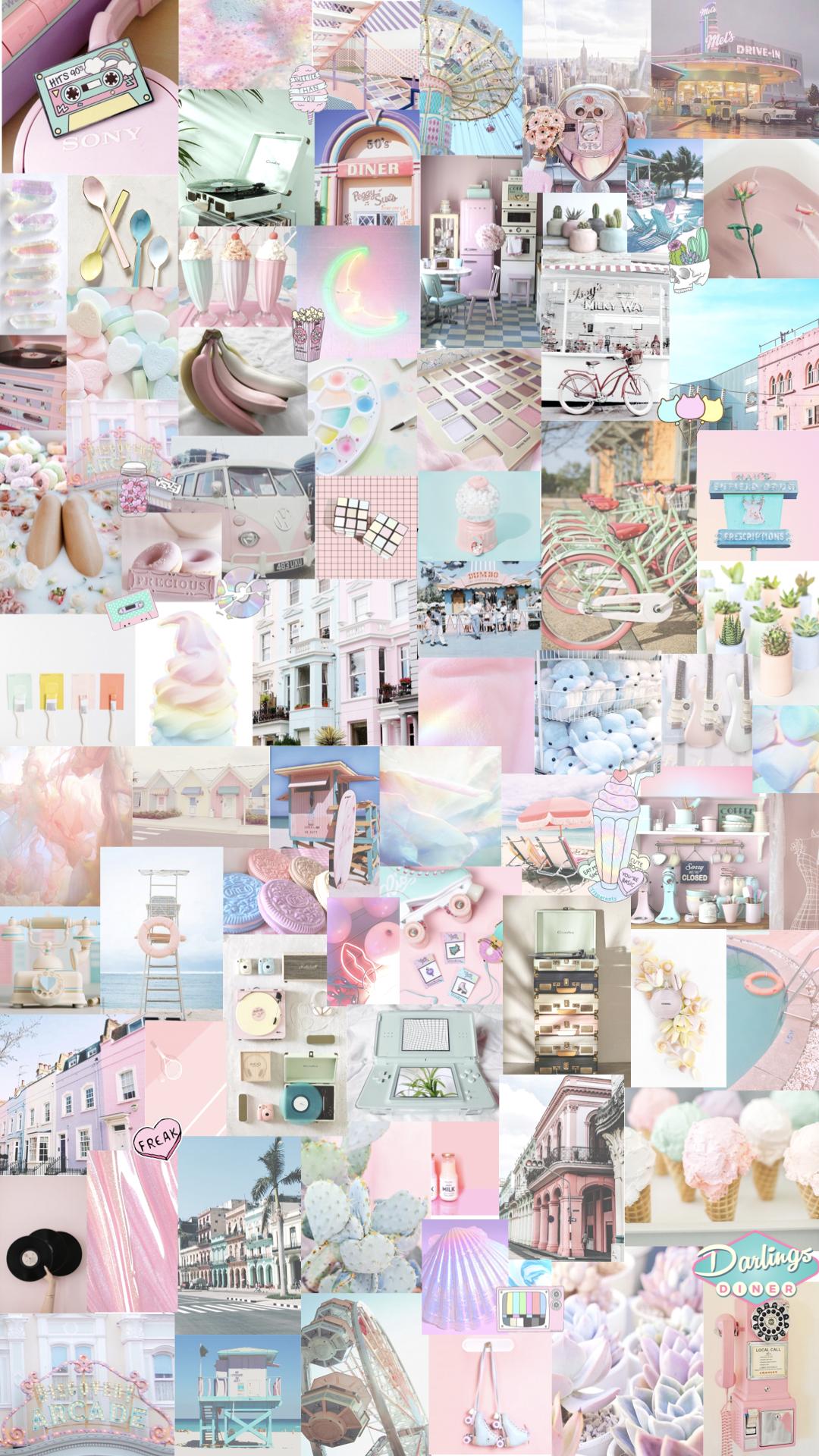Pastel Aesthetic Background Aesthetic Pastel Wallpaper Pastel