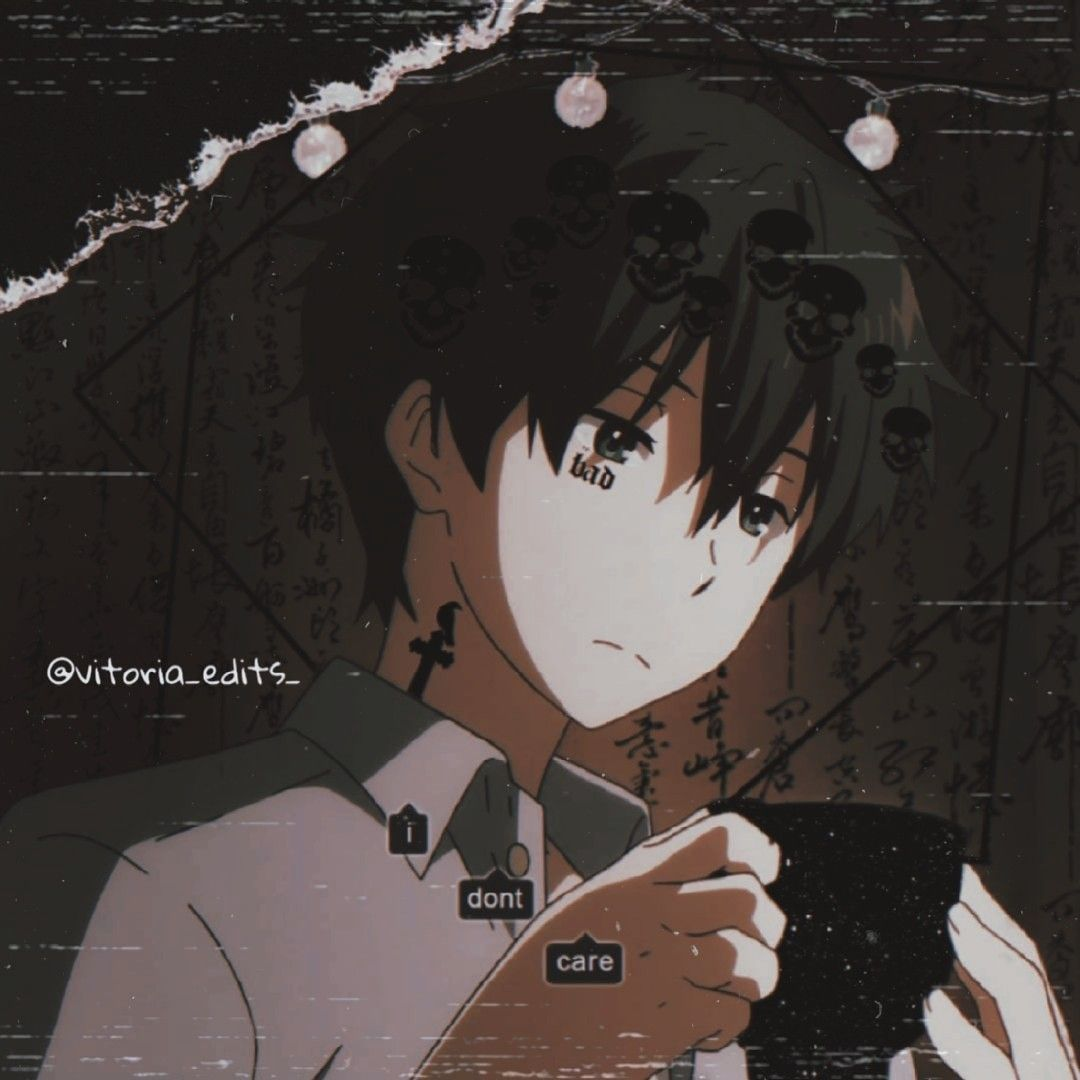 Pin De No Name Em Icshs Anime Masculino Anime Perfil Anime