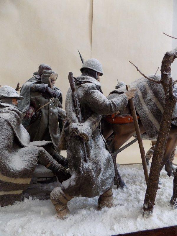 Battaglia di Nikolajewka - Patton Figures