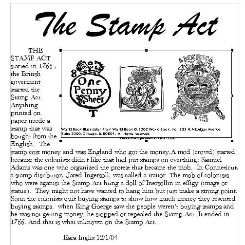008 Image Detail for The Stamp Act U.S. Postal Rate