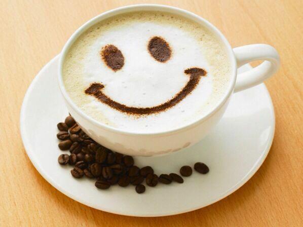 Café feliz