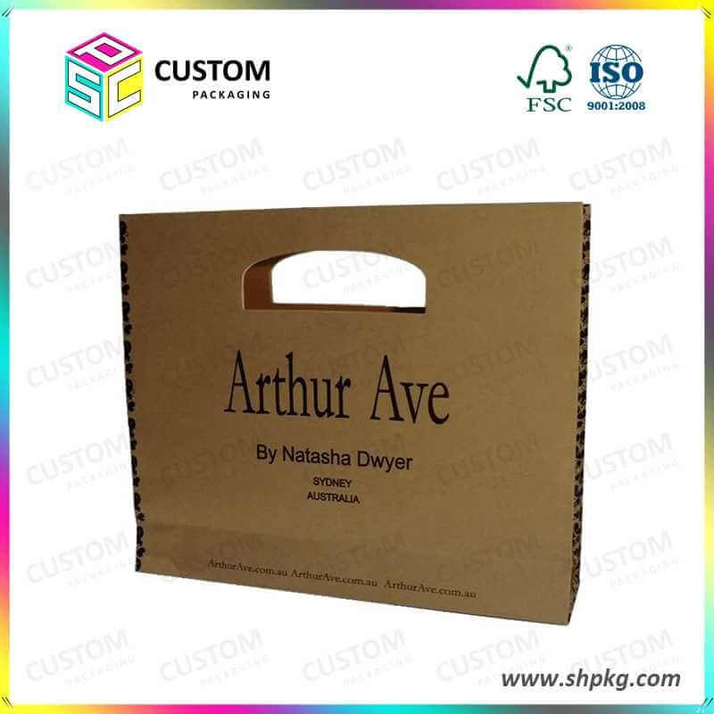 Rigid Cardboard Gift Boxes Single Custom Packaging Product