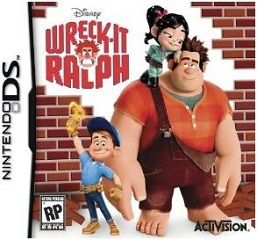 *WRECK-IT RALPH ~ DS Game