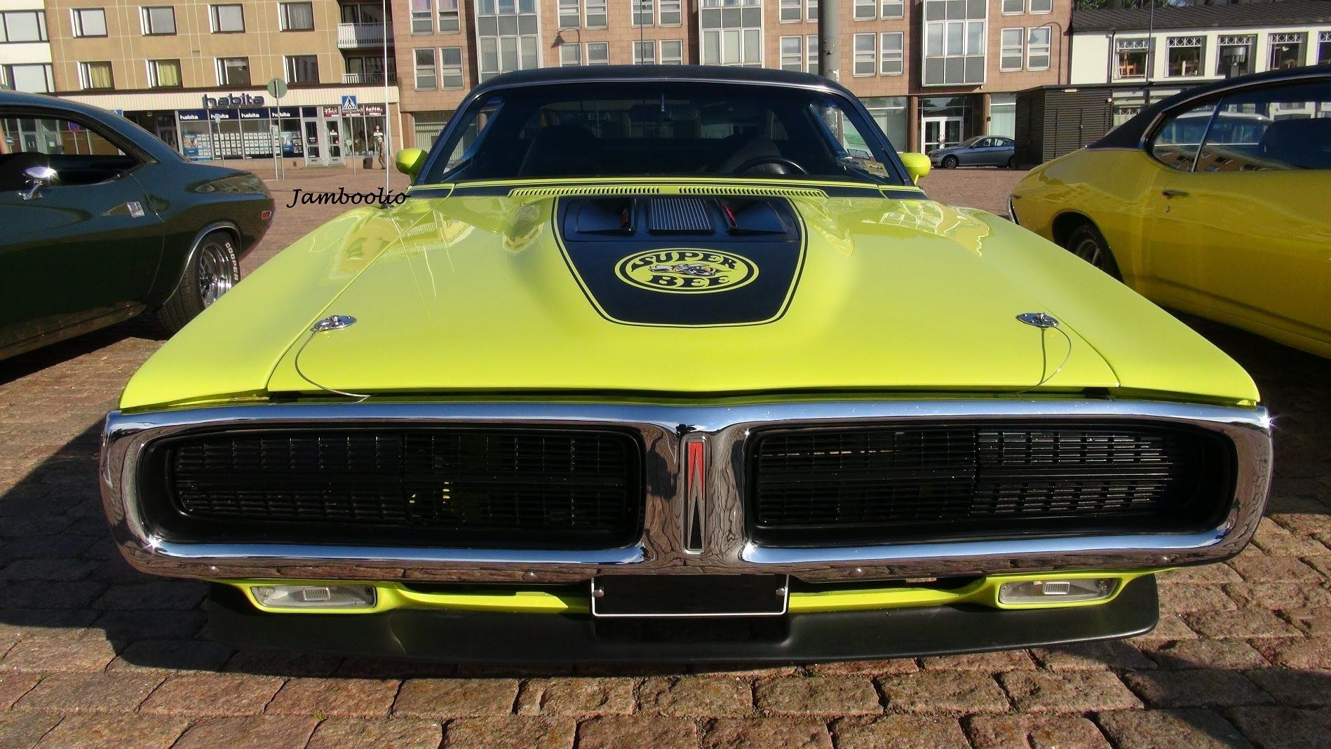 1971 dodge charger super bee 440 six pack superb exhaust sound