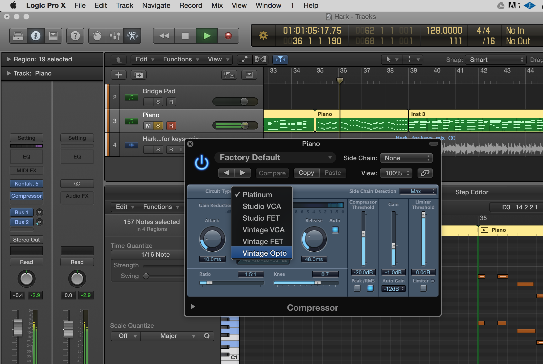 Compressor—This guy is about 6 plugins in one!