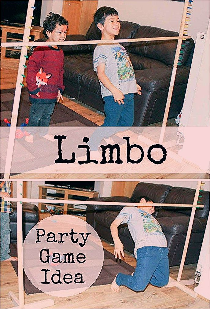 Photo of Party Games: Limbo – In The Playroom