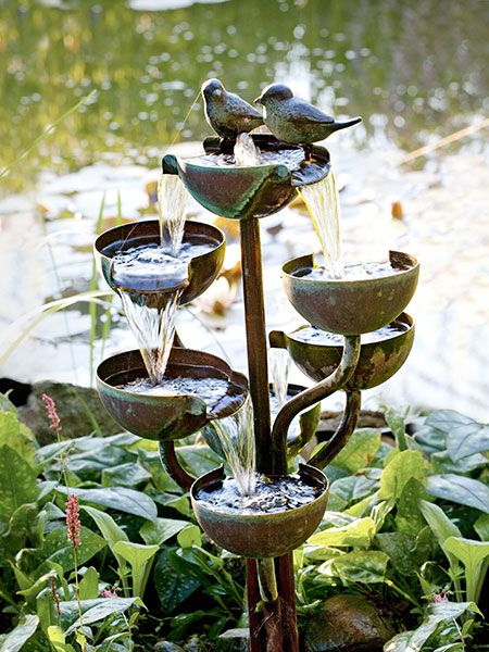 Garden Fountain Store Near Me