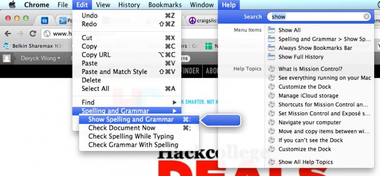 Mac Keyboard Shortcuts Mac Keyboard Shortcuts Keyboard Shortcuts Spelling And Grammar