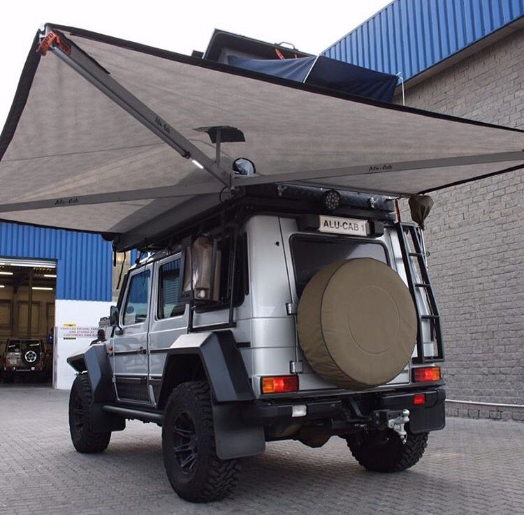 Mitsubishi Fuso 4x4 Overland Camper On German Plates By: Top 5 Off Road Accessories